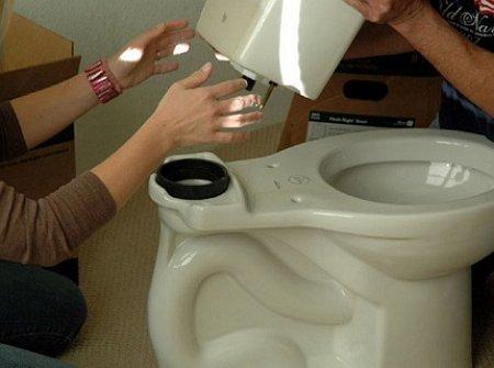 Протекает бачок унитаза: что делать при обнаружении протечки