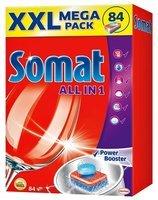 Таблетки somat для посудомоечных машин: виды, отзывы покупателей, обзор