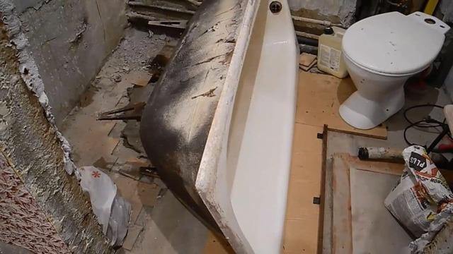 Установка ванны на кирпичи: пошаговое руководство по монтажу