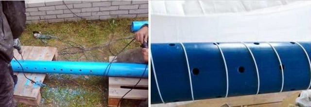 Фильтр для скважины своими руками: как сделать самодельный скважинный фильтр
