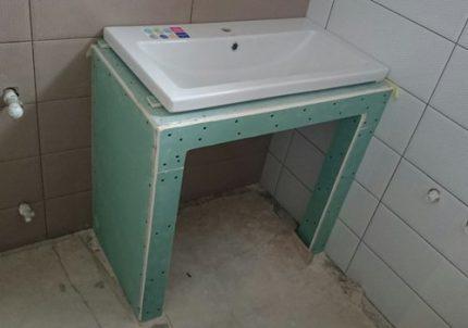 Как закрепить раковину в ванной к стене: руководство и шаги крепления