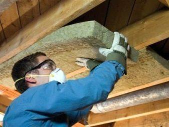 Утеплитель для потолка в частном доме: виды теплоизоляционных материалов + рекомендации по выбору