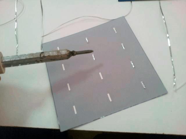 Как сделать солнечную батарею из панелей своими руками: сборка и монтажные инструкции