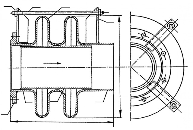 Контрольная трубка на газопроводе: для чего нужна + как производится ее установка на футляр