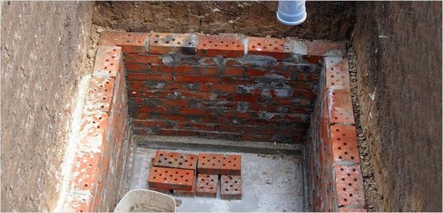 Сливная яма в частном доме своими руками: как выкопать и сделать самому