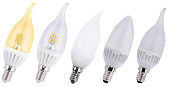 Лампы светодиодные с цоколем e14: сравнительный обзор лучших моделей на рынке
