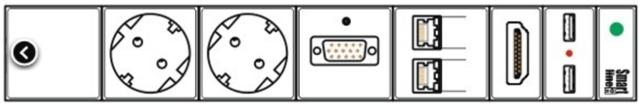 Выдвижные розетки для столешницы: как и где лучше установить