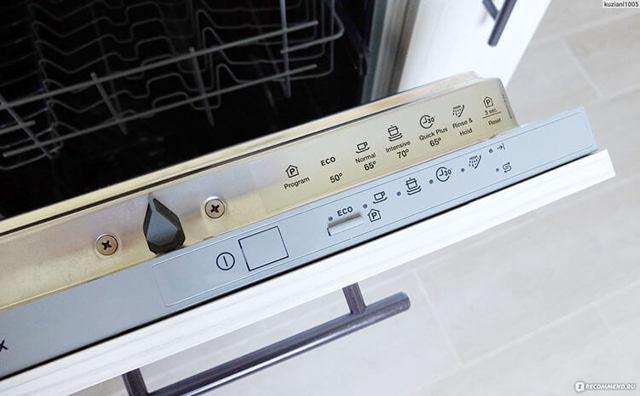 Встраиваемая посудомоечная машина electrolux esl94200lo: обзор + отзывы