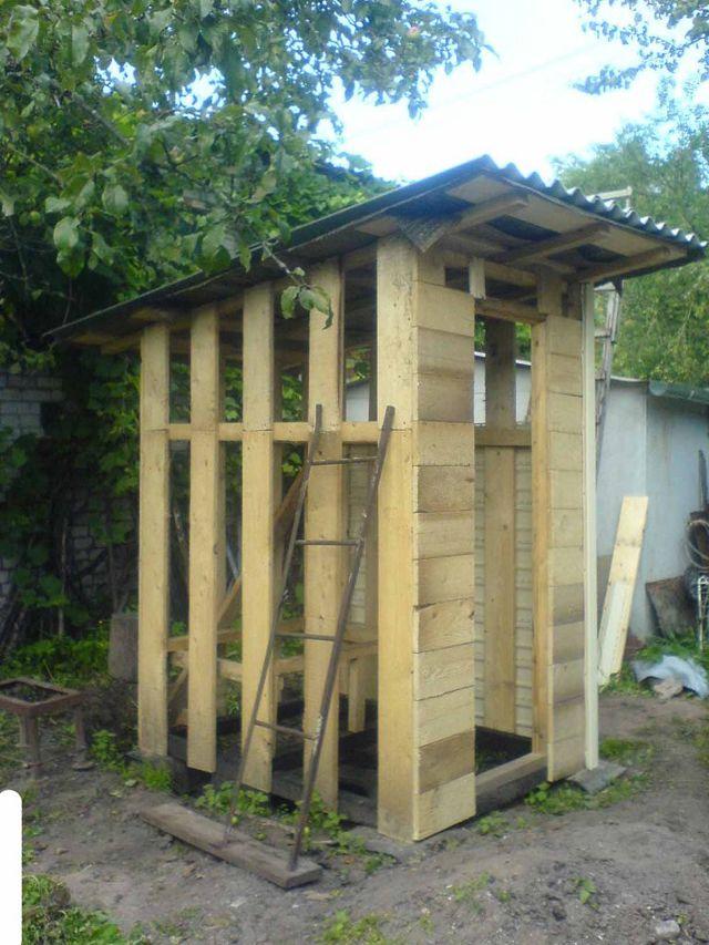 Туалет на даче своими руками: инструкция по строительству