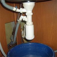 Установка сифона на кухне: как собрать сифон для мойки и раковины