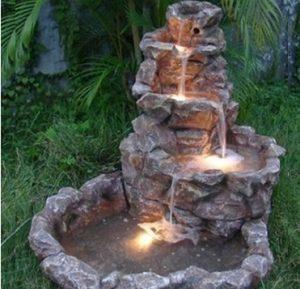 Насос для фонтана своими руками: пошаговый мастер-класс