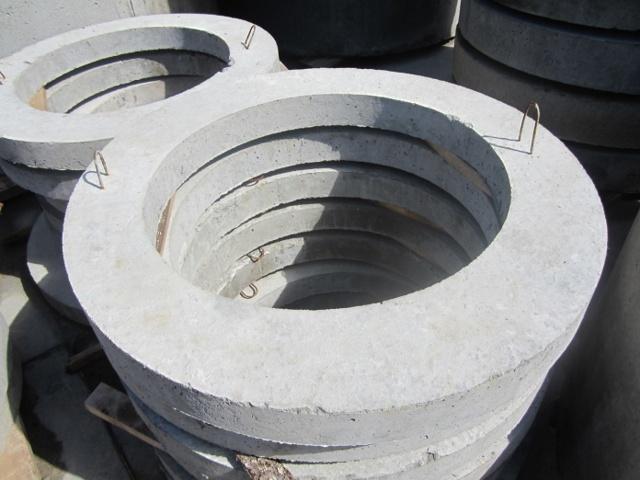 Железобетонные кольца для колодцев: виды, маркировка, технология производства + обзор производителей