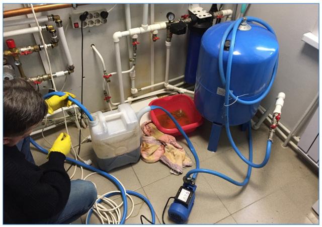 Что делать, когда в газовую трубу попала вода: методы и варианты устранения проблемы