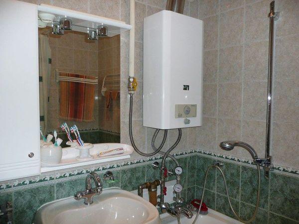 Замена газовой колонки в квартире: нормы и требования к замене газовоговодонагревателя