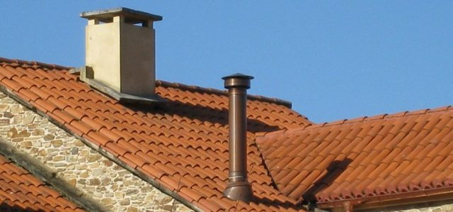 Трубы для дымохода: какую лучше выбрать для устройства дымоотвода