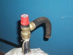 Предохранительный клапан в системе отопления: виды, назначение, схемы, монтаж