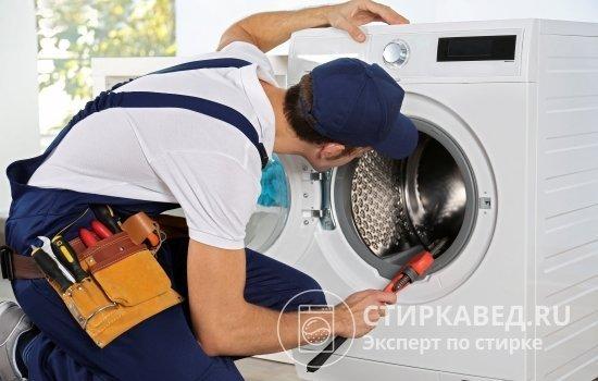 Ремонт стиральной машины samsung своими руками: как починить основные неисправности
