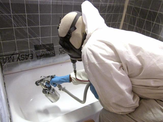 Как обновить старую чугунную ванну своими руками: способы реставрации и восстановления
