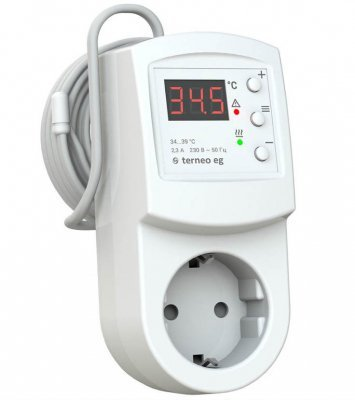 Терморегулятор в розетку для бытовых обогревателей: сравнительный обзор