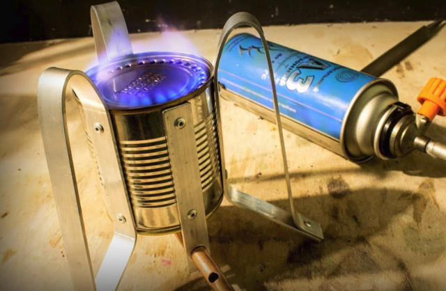 Газовая плита своими руками: подборка лучших самоделок