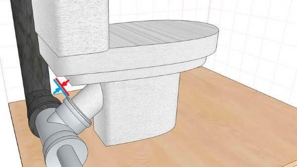 Установка унитаза на деревянный пол: пошаговая инструкция