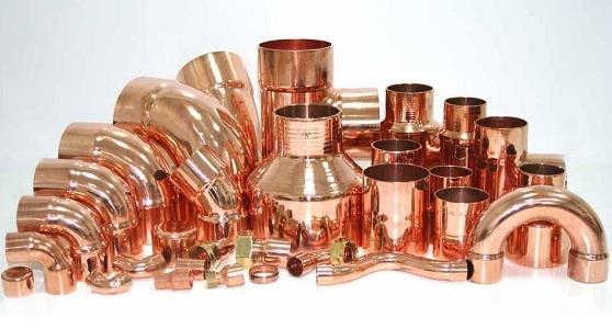 Монтаж медных труб отопления: способы соединения и установки