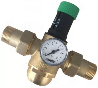 Редуктор давления воды в системе водоснабжения: для чего нужен, как работает и как его отрегулировать